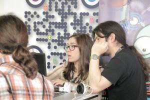 Alumnos de la Complutense de Madrid