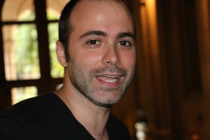 Marcos Torrecillas, del Spy Chameleon