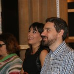 Samuel Molina y Gina Tost