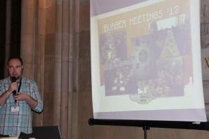 Juan Albero presenta los Awards