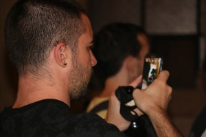 Fotógrafo cazado
