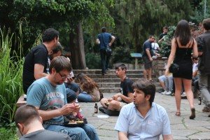 Jordi Arnal y varios indies