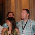 Gustavo, Lourdes, Juan y David