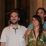 Gustavo, Lourdes y Juan
