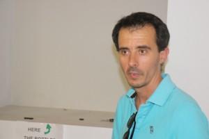 Jordi Guasch, programador, Zitruelo, y amigo de las Quedadas