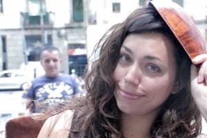 Gisela, nuestra podcastera