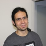 """Jordi """"Jay"""" Baró, de Tanoka Games, coautor del Burning Rain: Tactics"""